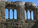 Stone windows (Kallmuenz Burg)