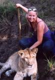 Me and my Lion