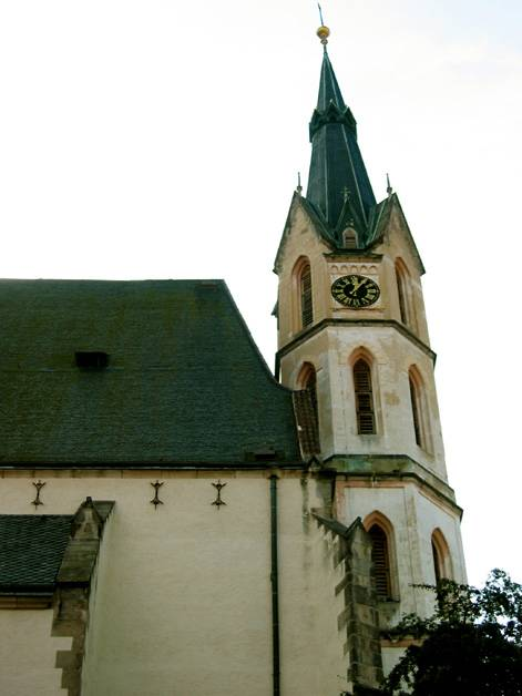 Church of St. Vitus (Kostel Sv.Vita)