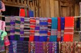 Sarong for sale, Laos