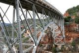 Bridging Oak Creek Canyon