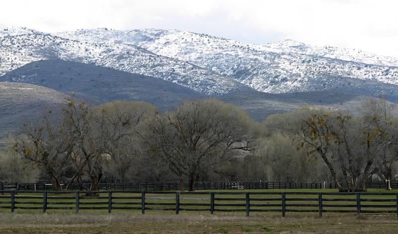 Landscape south of Jerome