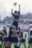 Women Rugby Game SantaClara--SanJose, CA