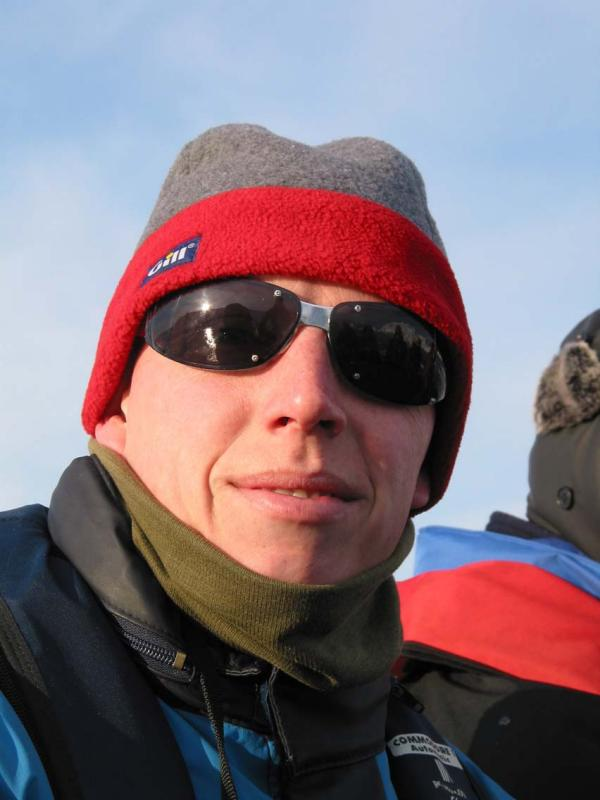 Johan Smiling