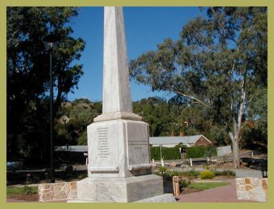 War Memorial 1914-18