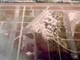 1973 - aerial view of Opa-locka Airport, FL aerial stock photo