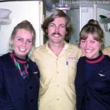 1973 - United Flight Attendants and Rob Greene