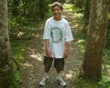 Hawksbill hiker