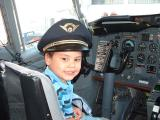 Aloha Awakea from Grandson Captain Kainoah from AQ73 OGG-HNL!