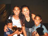 Aloha from Brandie & kids