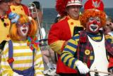 Seaside Heights Clown Parade