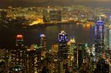 Victoria Harbour At Night (4)