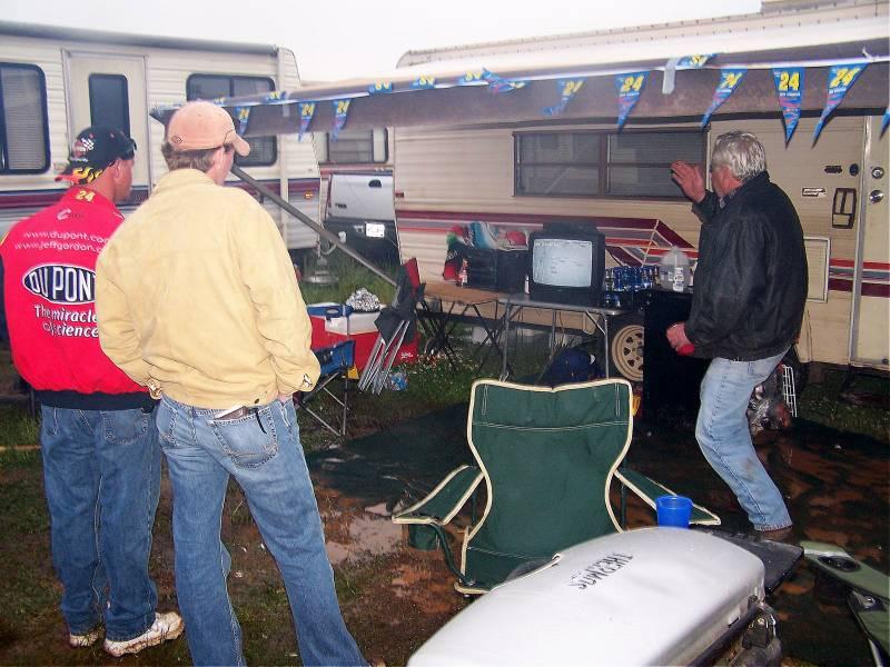 Busch Race