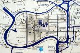 Map of Ayutthaya
