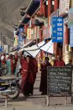102 - Xiahe main street