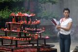 149 - Burn incense, make a Wish
