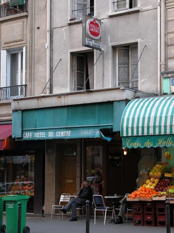 Center Café-Hotel