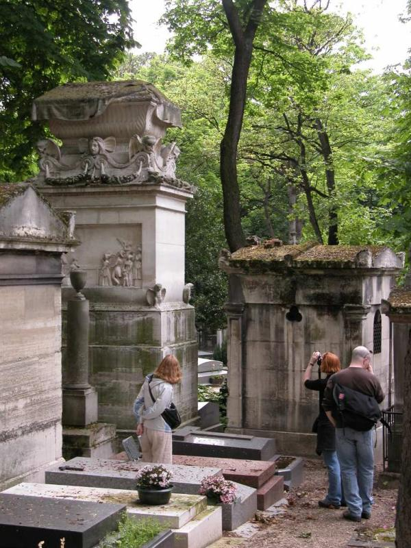 Cemetery tourism