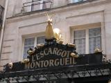 Montorgueil snail
