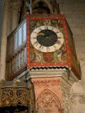 Fourteenth-century clock