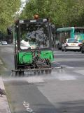 Street cleaning after market