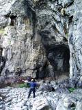 Eigg Cathedral Cave