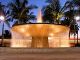 Santa Fe Depot Fountain