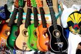 Six Guitars And A Mask