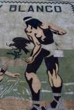 Three-Story Mural