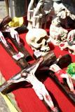 Christs, Skull, Buddha And More