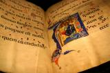 Getty Center - Manuscript 1