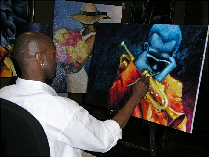 Bernard Jackson - Gallery 61