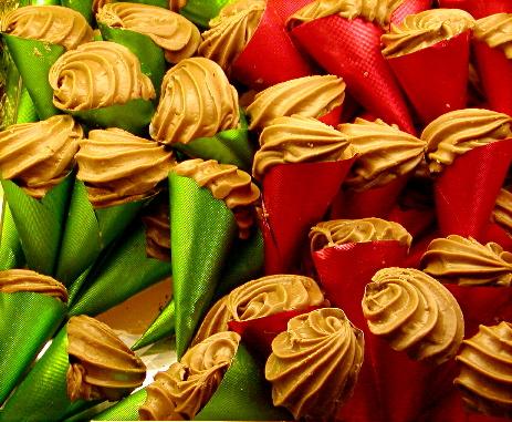Green, Red & Fattening