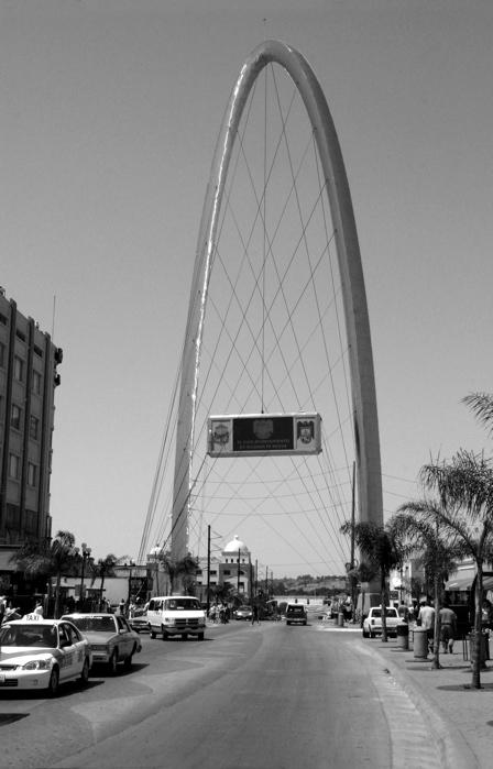Tijuana Arch