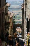 Cortona View of Gate