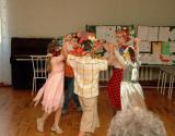 1st grade pagent dance
