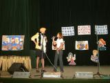 Entertainment by students & staff