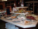 Dinner buffet @ hotel