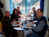Lunch in Barnaul