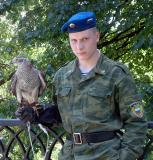 Why there are no birds in Kremlin