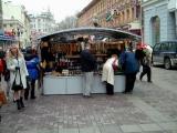 Moscow Street vendors