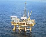Fixed oil/gas platform
