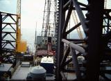 Penrod Jackup drill rig