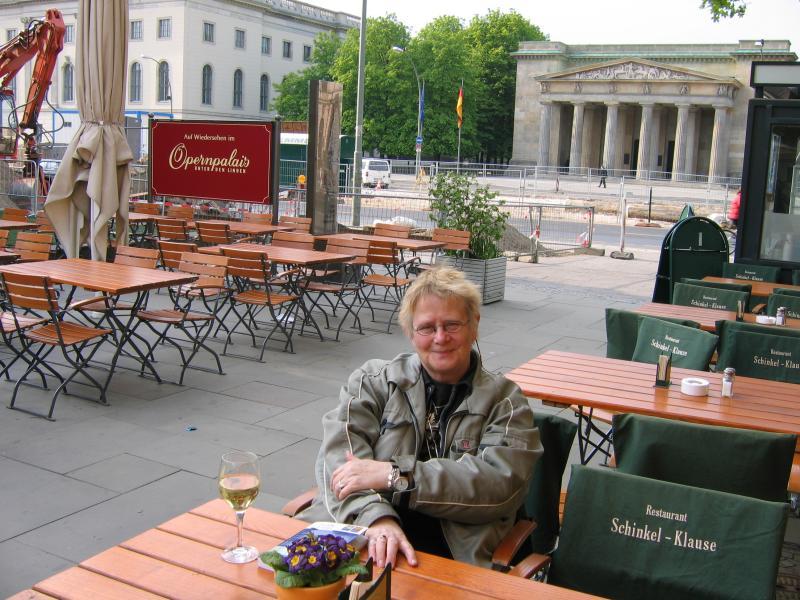 Mieke in Berlin