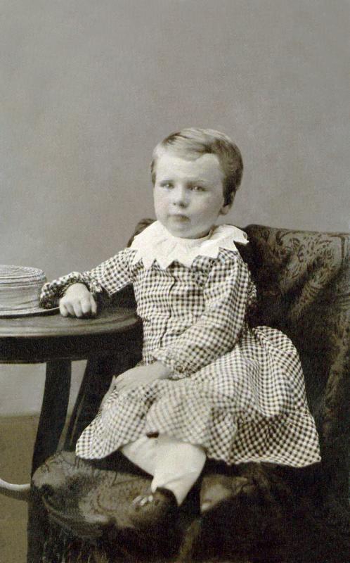 Evelyn Anne Johnston (#43)