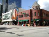 Sundance Square downtown