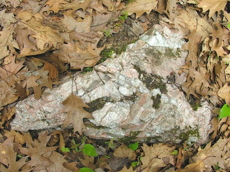 pink quartzite type rock (small version)