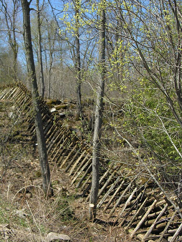 the sculptural fence -- 2