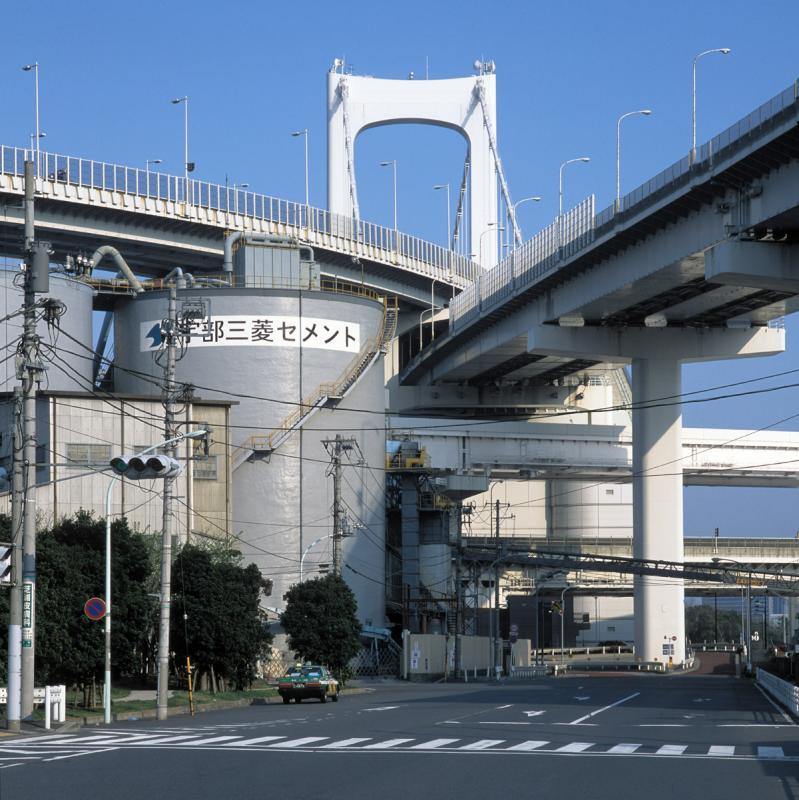 Tokyos Rainbow Bridge