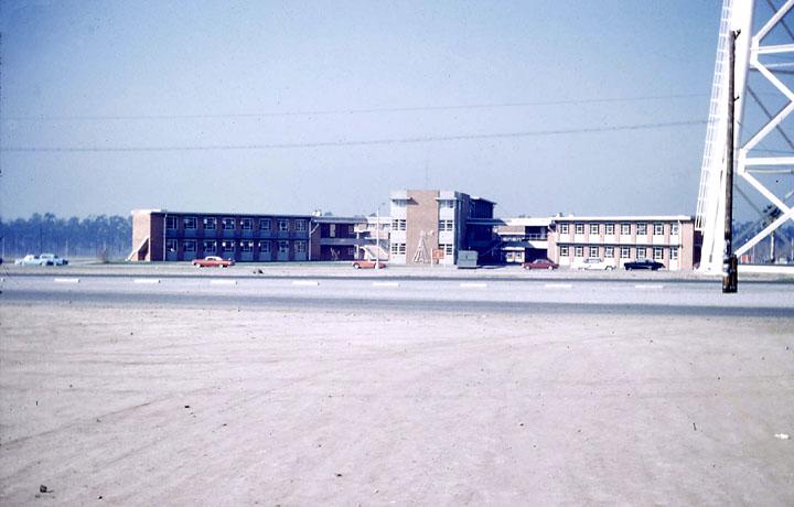 MCAS El Toro Enlisted Barracks